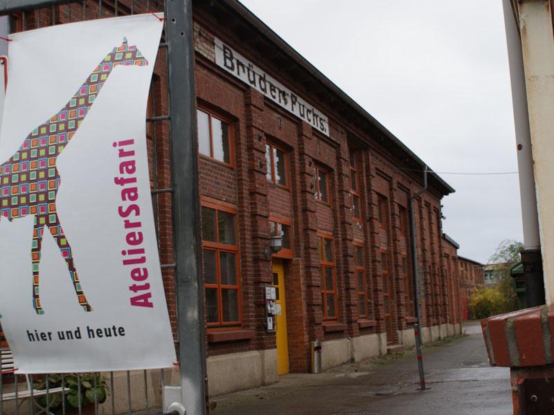 11/2016: Austellung in den Fuchswerken
