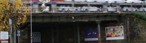 Aktuelle Informationen zum Brückenbau der Bahn