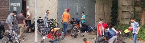 02.12. - Fahrrad-Werkstatt mit Glühwein, Keksen...