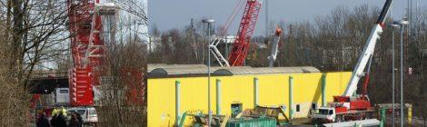 4 Eisenbahnbrücken erhalten neue Tragwerke