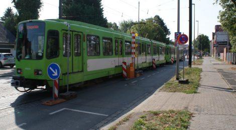 20.09. - Infoveranstaltung Hochbahnsteige Empelder Straße