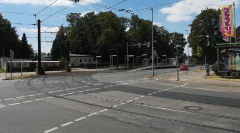 Linie 9: Schienenersatzverkehr vom 29.9. - 1.10.