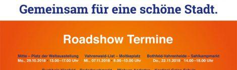 Hannover sauber! Roadshow 30.11.2018