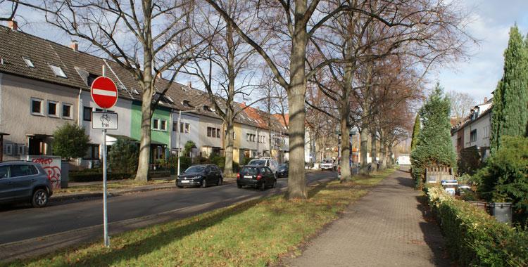Einbahnstraßen Körtingsdorf: Maßnahme aufgehoben!