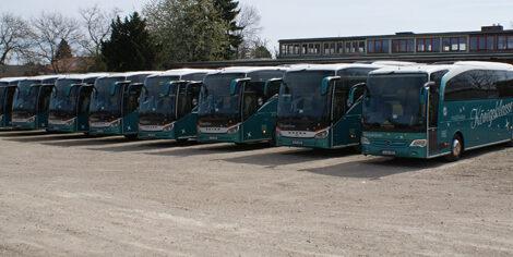 Busreisen sind wieder erlaubt!