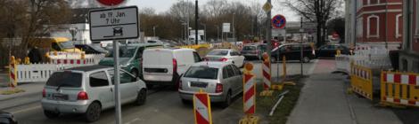 Antwort der Verwaltung zum Verkehrschaos in Badenstedt!