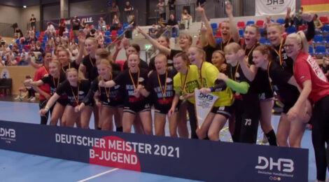 Deutscher Meister 2021!
